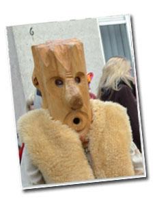 Holzklob